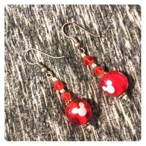 Disney earrings Mickey Mouse